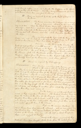 Fair Minutes Of The Committee For The Abolition Of The Slave Trade f. 3